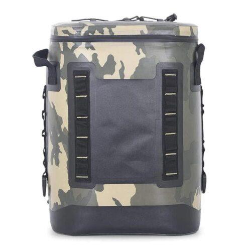 camouflage cooler bag