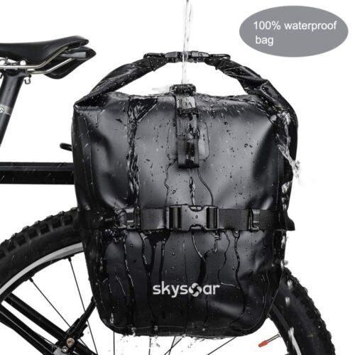 waterproof bicycle bag