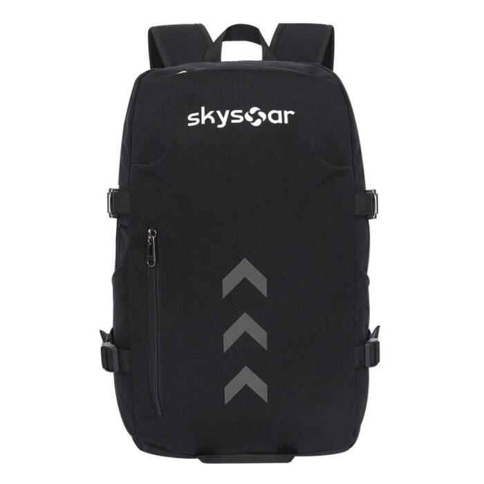 nylon laptop backpack