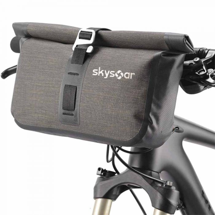 waterproof bicycle handlebar bag