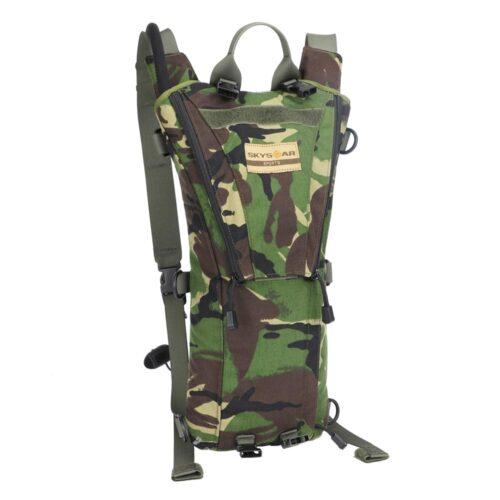 water bladder backpack