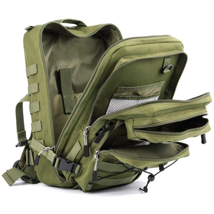 900D Polyester Tactical Backpack-SKYSOAR