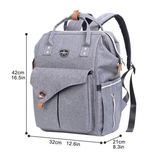 diaper backpack