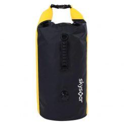 dry bag with straps