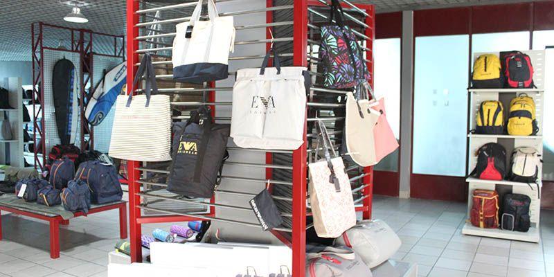 Skysoar Bags showing room