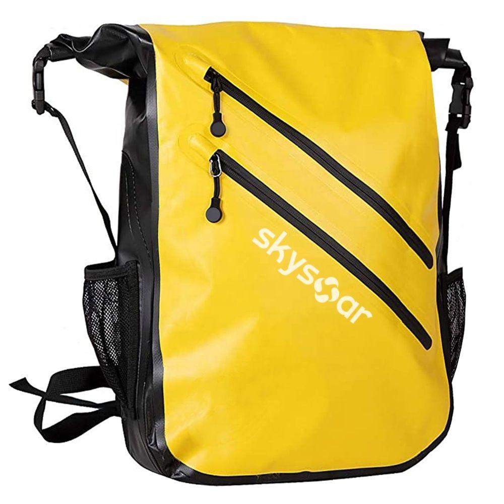 pvc waterproof backpack