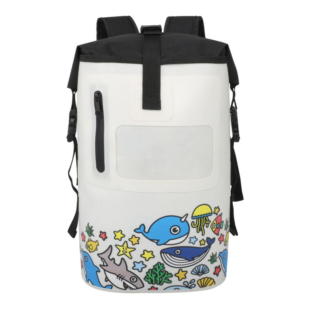 Kids ocean waterproof backpack