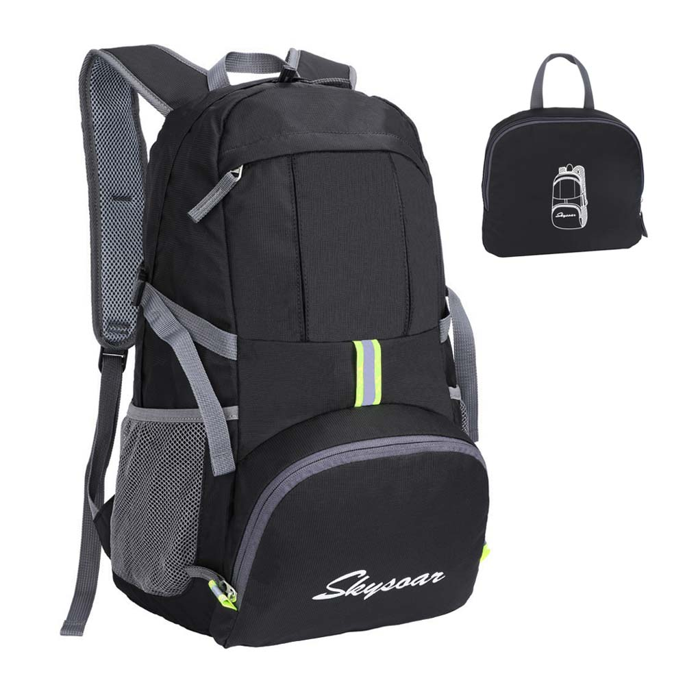 packable travel backpack