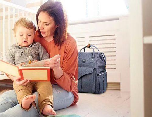 Four Essential Features for a Diaper Bag