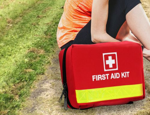 What's in the Outdoor First Aid Kit?